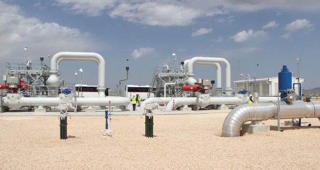 Pipeline in huge international project via Turkey